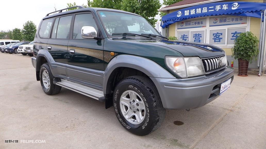 出售2001年丰田霸道3400