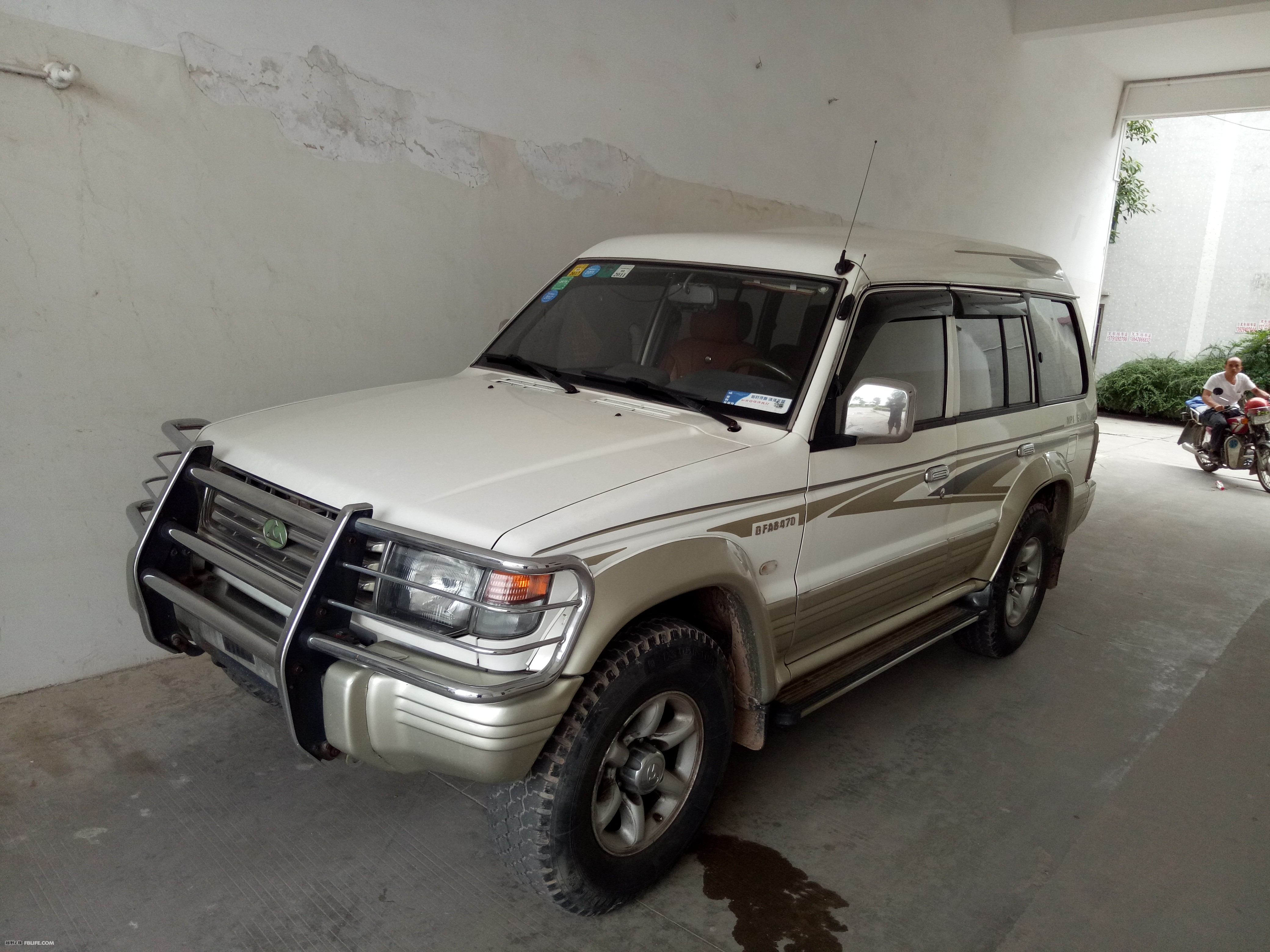 69 猎豹奇兵  出 售 品牌型号: l 猎豹汽车-l 猎豹6481  车牌所在地