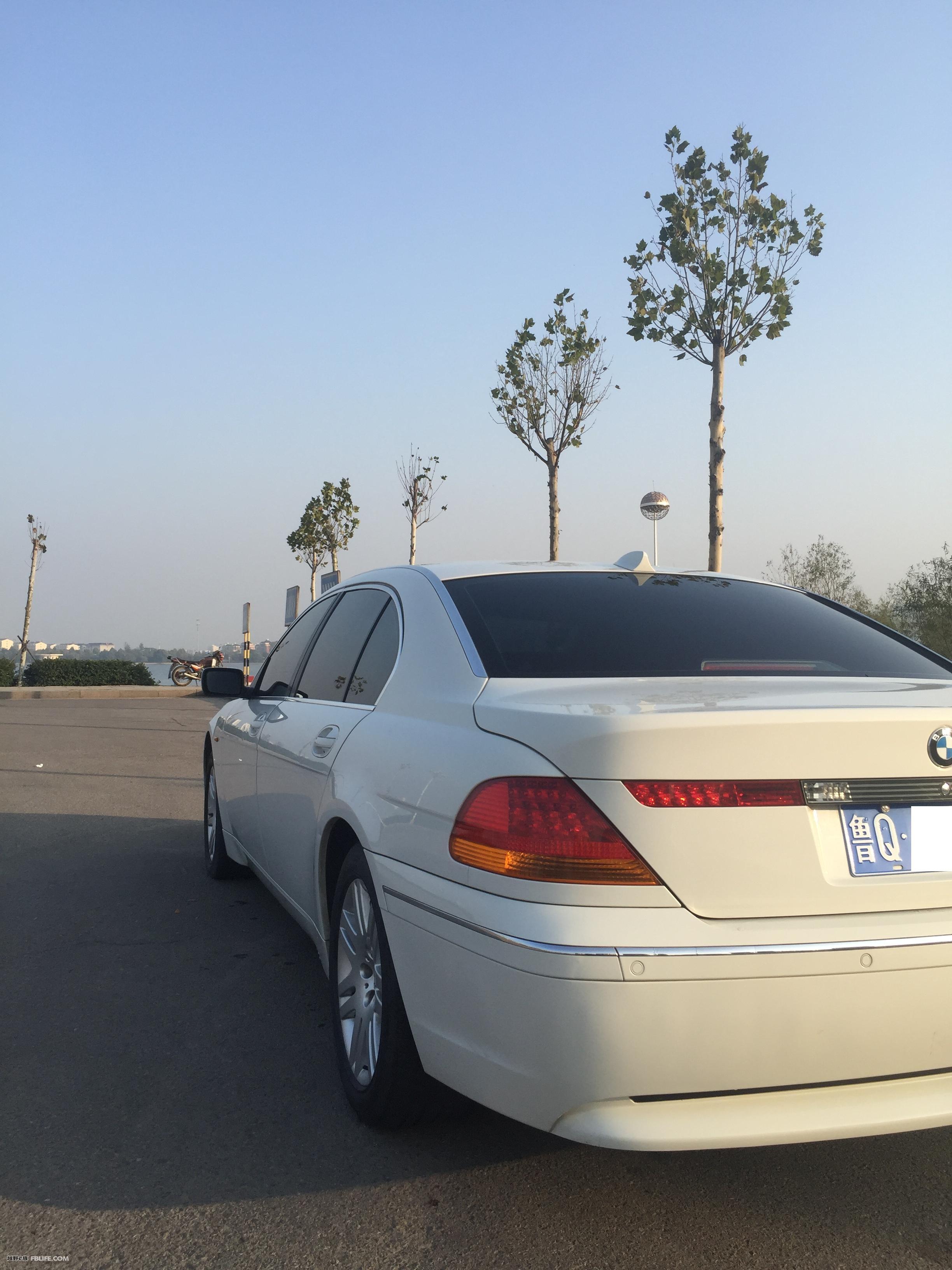 出售 极品宝马 730li (e66)