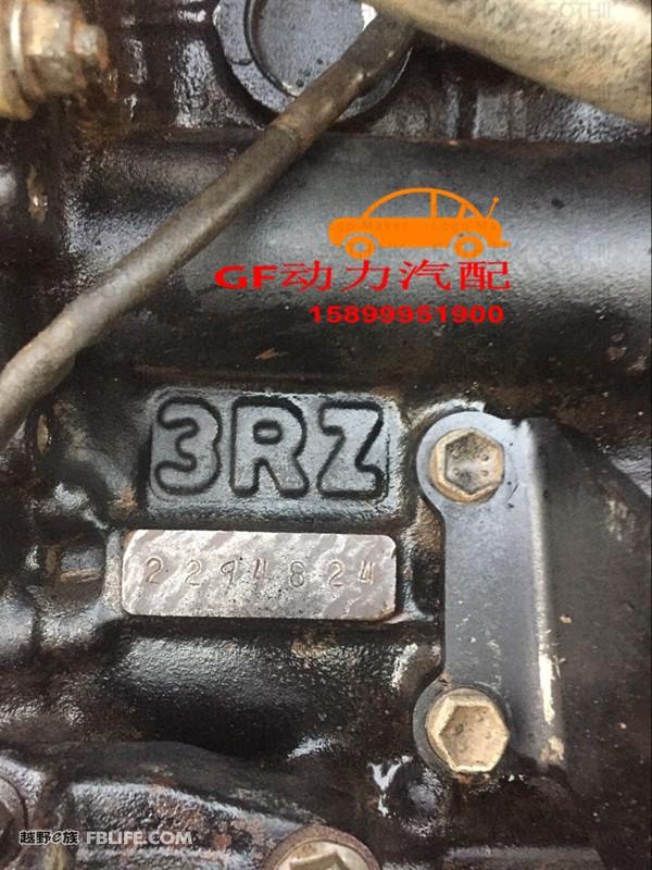 丰田 霸道2700 3rz 发动机