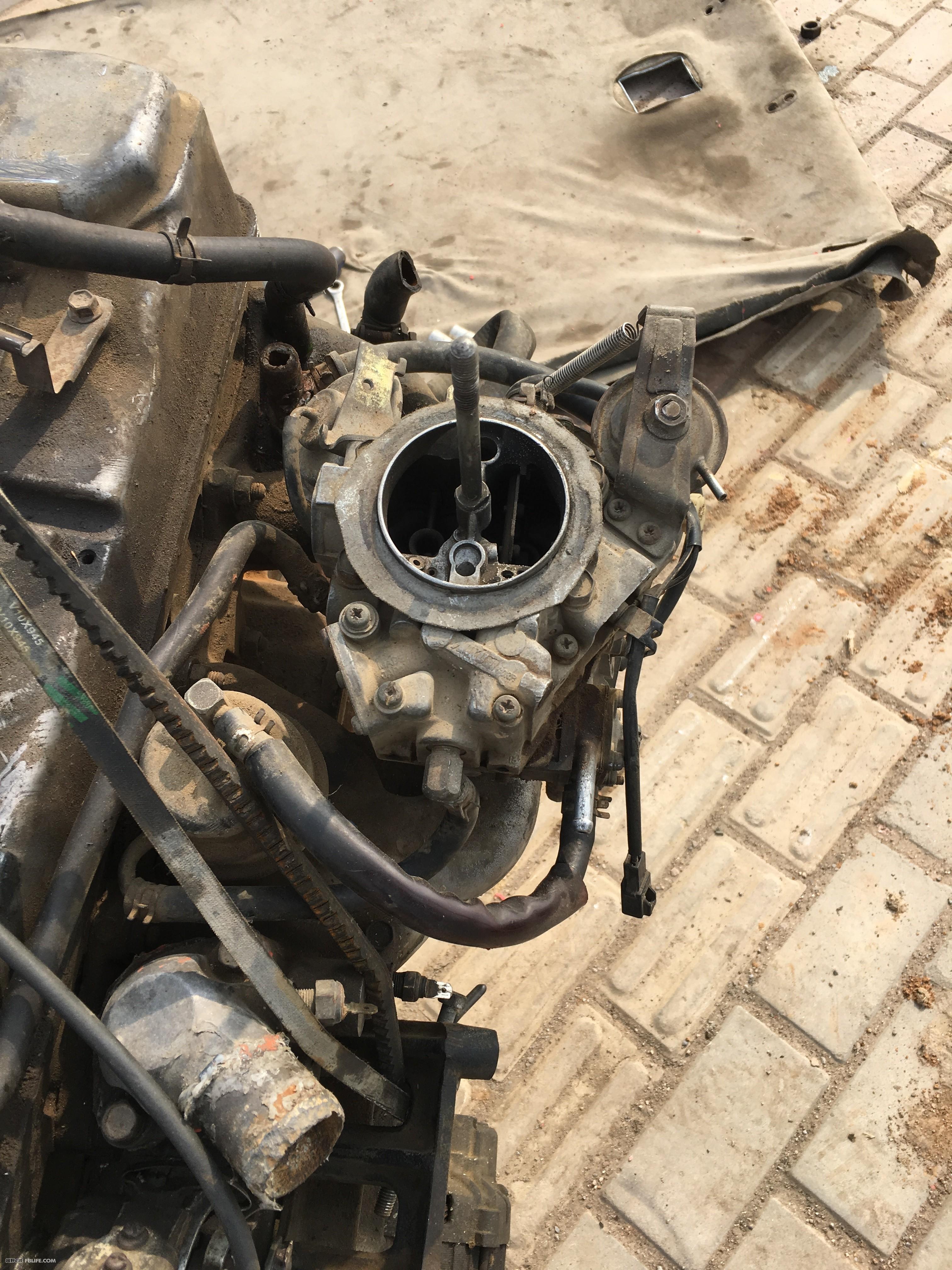 帕杰罗 v32 v31 发动机 发电机 化油器 助力泵 飞轮 空滤