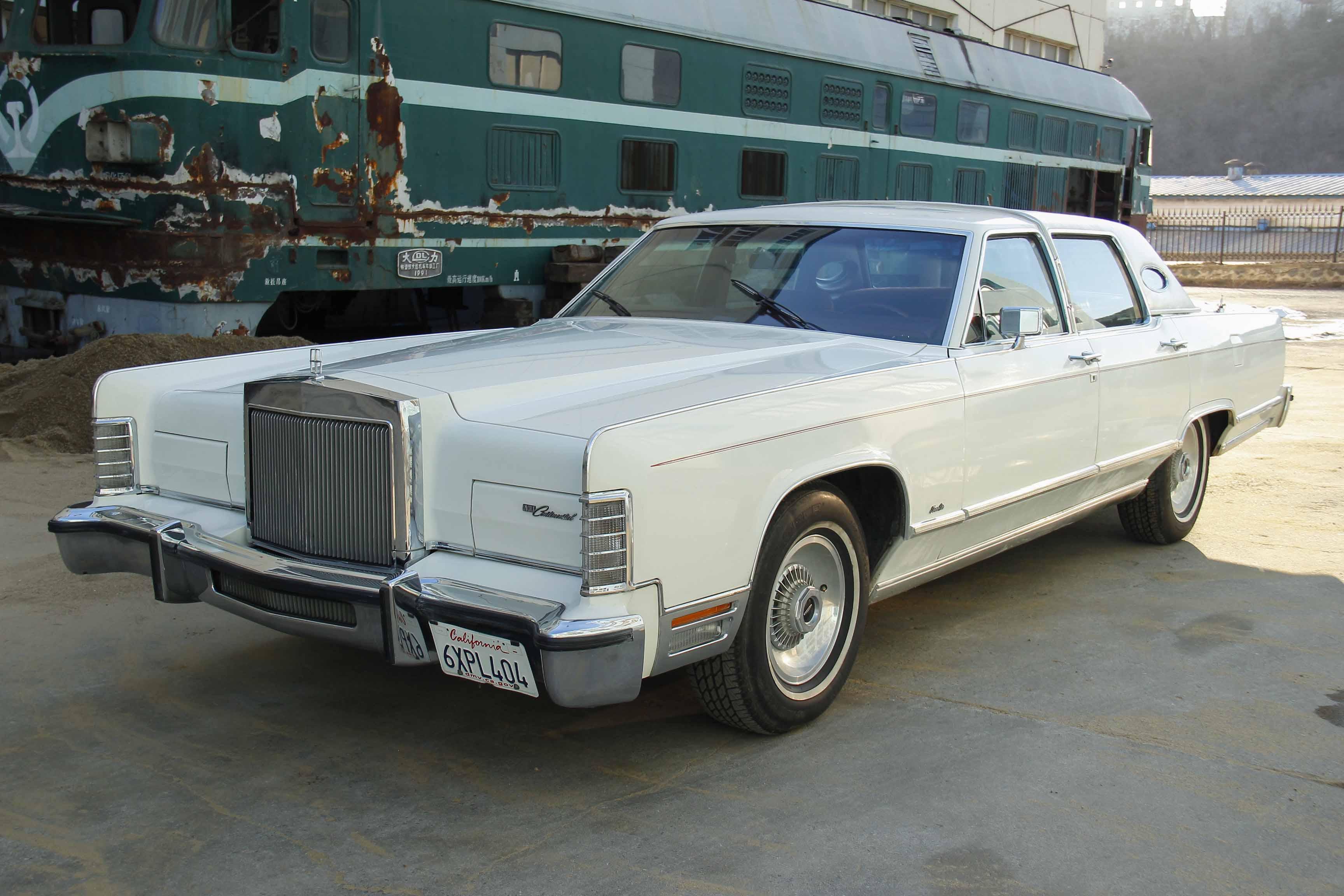 林肯大陆这个车值得买吗?